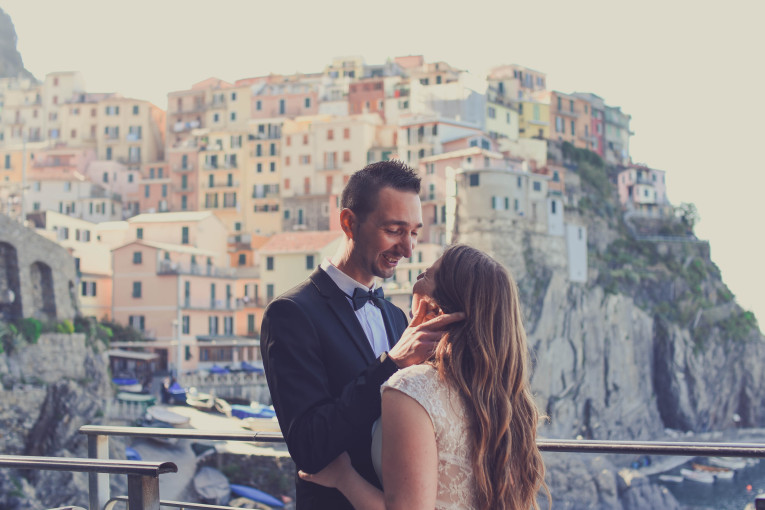Emotion is Art - Photographe belge Mariage - Mons - Belgique- Destination wedding - Cinque Terre - Italie
