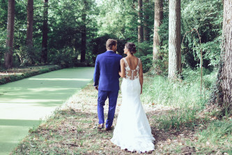 Mariage à l'Abbaye de Nizelles – Olivia & Nicolas