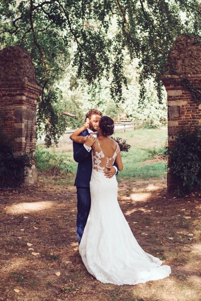 Emotion is Art - mariage - Mons- Abbaye - de- Nizelles - Belgique - photographe