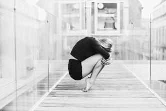 Séance photo avec une danseuse – Le portrait de Romane