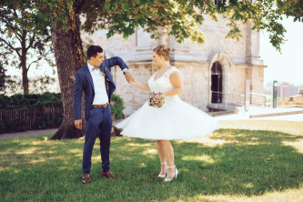 Le mariage de Maëlle et Kaissar
