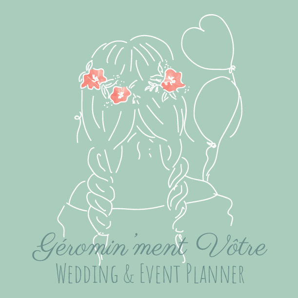 wedding planner - belgique - géromin'ment vôtre