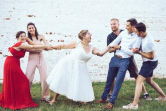 3 conseils pour vos photos de groupe – invités à votre mariage