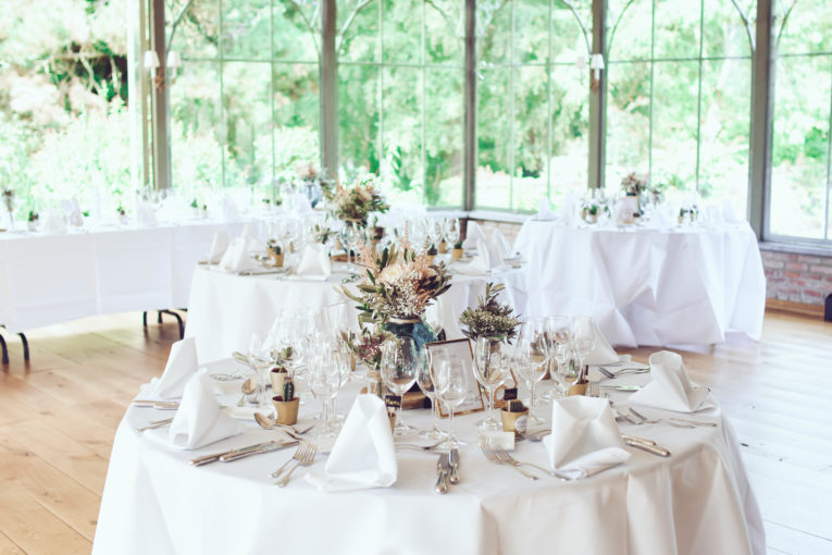 salle de mariage - abbaye de nizelle - belgique - photographe