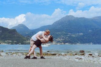 Le Lac de Côme en amoureux
