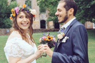 Le mariage de Marie & Luca